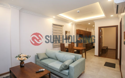 Quite and cozy 1 bedroom apartment in Nghi Tam to rent