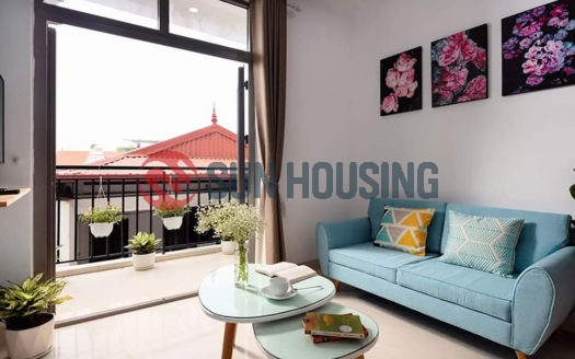 Cozy and quite 60 sqm, 2 bedrooms apartment in Au Co street for rent