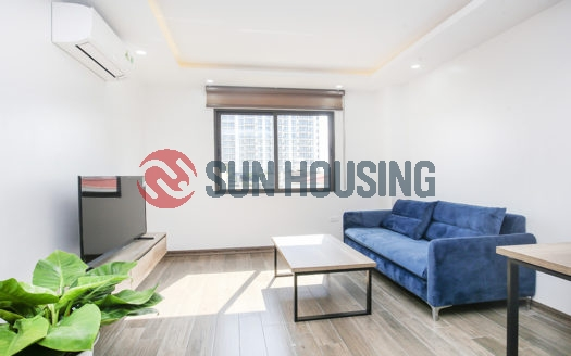 New Tay Ho 1 bedroom apartment for rent, full of natural light