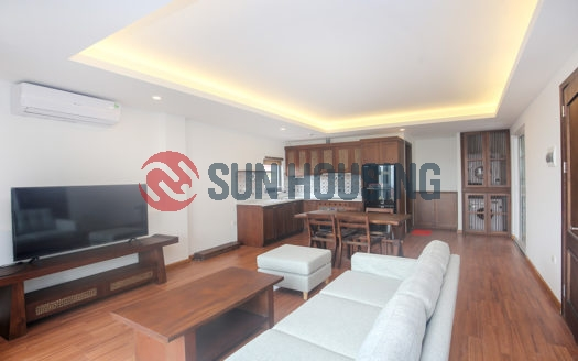 A good quality & brand-new 2 bedroom apartment in Phu Tay Ho, Westlake