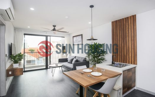 A good quality 1 bedroom apartment in To Ngoc Van is now released