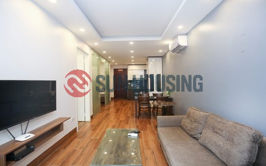 Affordable 2 bedroom apartment in Tu Lien Street – 124 Au Co, clean and neat