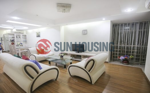 Affordable price 3 bedroom apartment in E Ciputra, Tu Liem for rent (1)