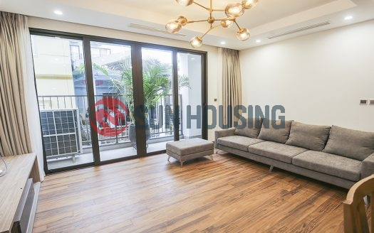 Spacious brand new 2-bedroom serviced apartment in Tay Ho