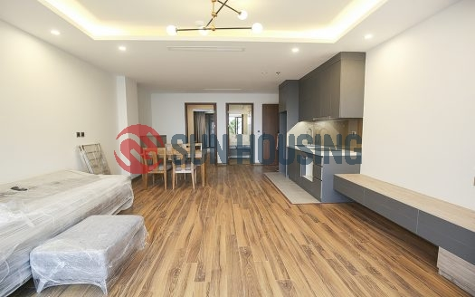 Brand new one bedroom serviced apartment in Tay Ho