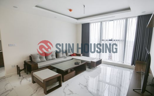Beautiful new apartment with 3 bedrooms in Sunshine City for rent.