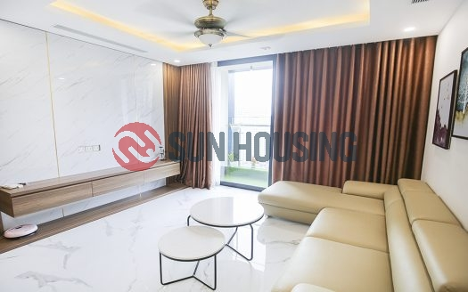 Gorgeous ️3 bedrooms apartment for lease in Sunshine city – Ciputra.