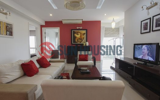 This apartment is a 123 m², 3 bedroom apartment located in E4 Tower for lease