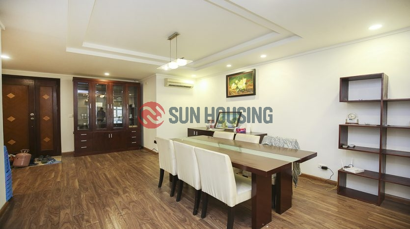 Beautiful and fully furnished 3 bedrooms apartment in G3 Tower, Ciputra for rent