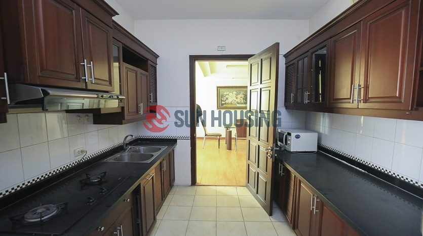 Fully furnished 3 bedrooms apartment in G3 Tower, Ciputra for rent