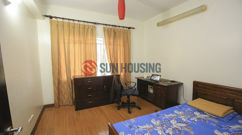Puce tone 3 bedroom apartment in G3 Ciputra, Tay ho for lease.