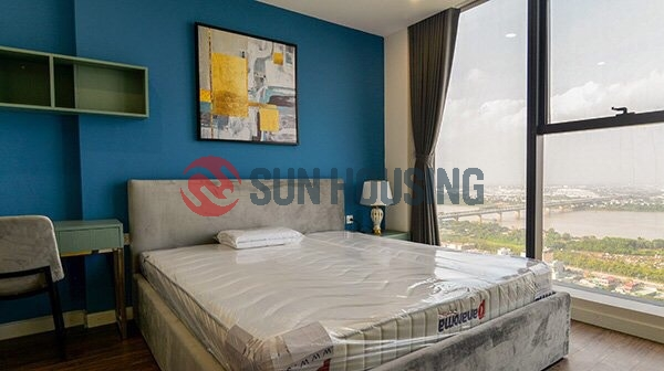 Charming Duplex apartment with 4 bedrooms 03 bathrooms, located in Sunshine Riverside, Tay Ho.